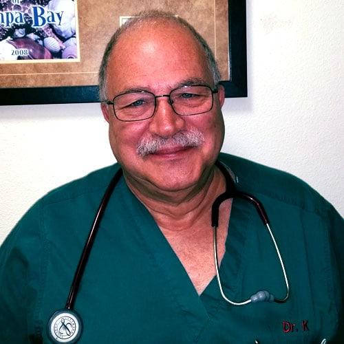Dr. George K Kamajian DO