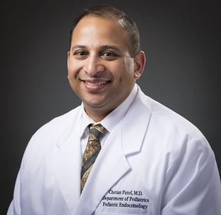Dr. Chetanbabu M Patel MD