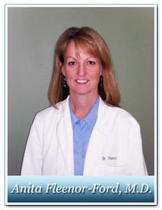 Dr. Anita Fleenor-Ford MD