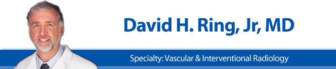 David H Ring, MD Diagnostic Radiology