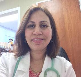 Anjana Dravid, MD Internal Medicine/Pediatrics