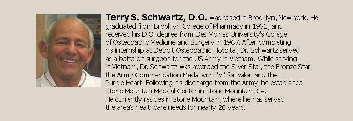 Dr. Terry S Schwartz DO