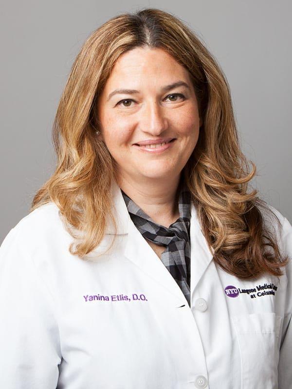 Yanina Etlis, NYU Langone Ambulatory Care Rego Park - Family