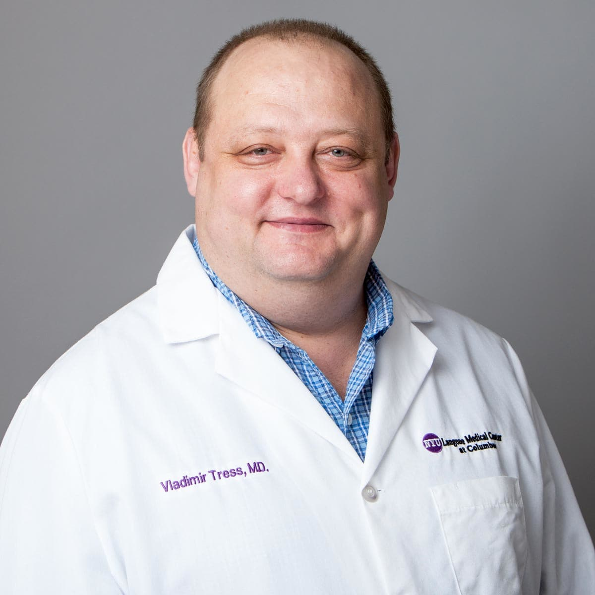 Vladimir Tress, MD Orthopaedic Surgery