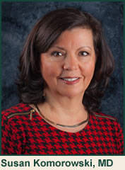 Dr. Susan M Komorowski MD