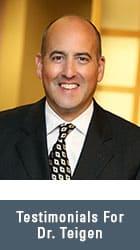 Dr. Gregg A Teigen MD