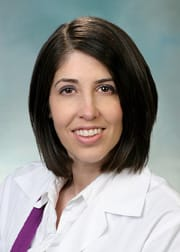 Dr. Gina M Petelin MD