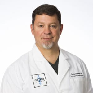 Jon C Banwart, MD Orthopedic Adult Reconstructive Surgery