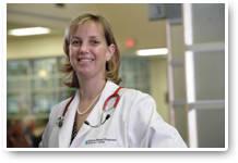 Dr. Alicia A Salyer MD