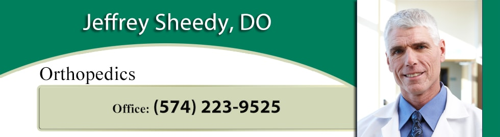 Dr. Jeffrey M Sheedy DO