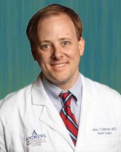 Alexander C Coleman, MD Hand Surgery