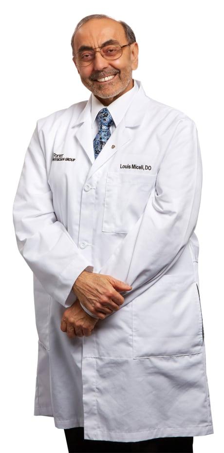 Dr. Louis A Miceli DO