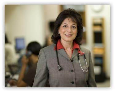 Dr. Gloria A Romero MD