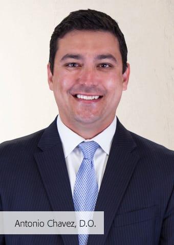 Dr. Antonio B Chavez DO