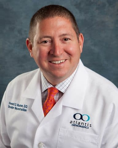 Howard Routman, DO Orthopaedic Surgery