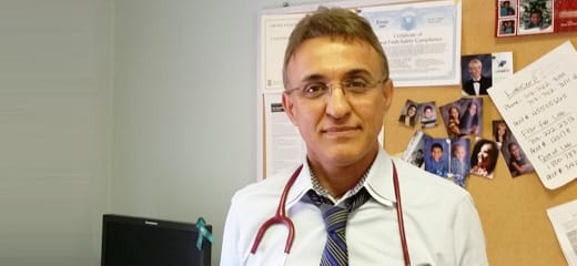 Dr. Ali R Jadidi MD
