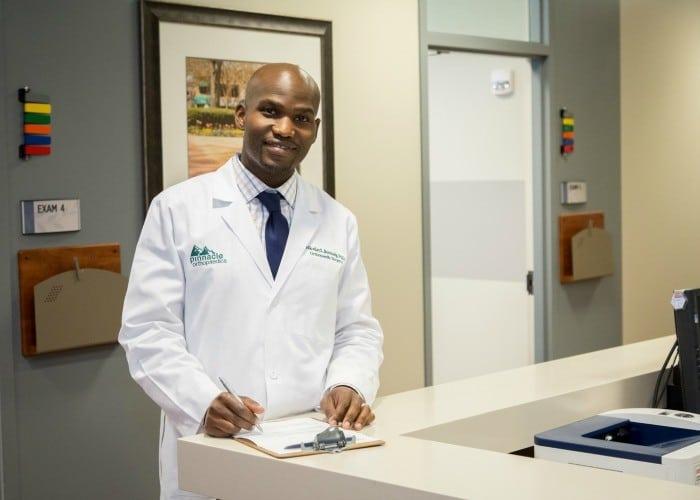 Dr. Nicolas S Bonnaig MD