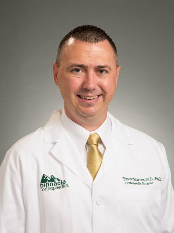 Dr. Trevor T Starnes MD