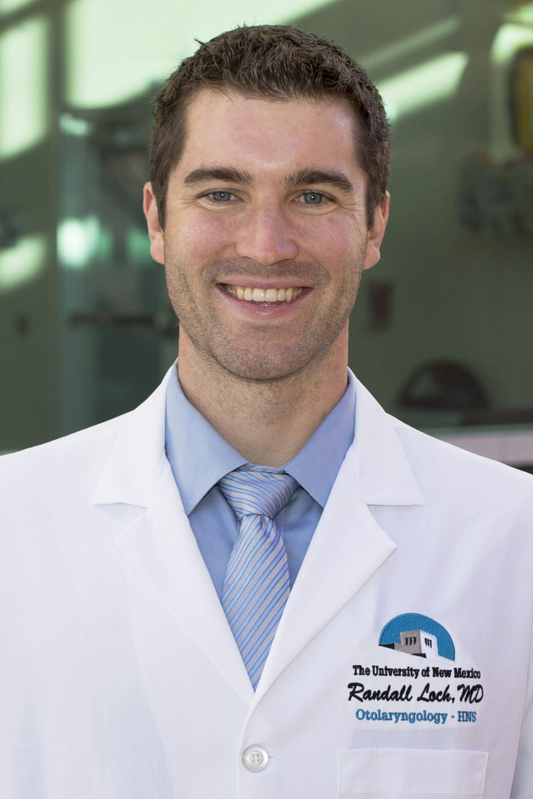 Dr. Randall B Loch MD