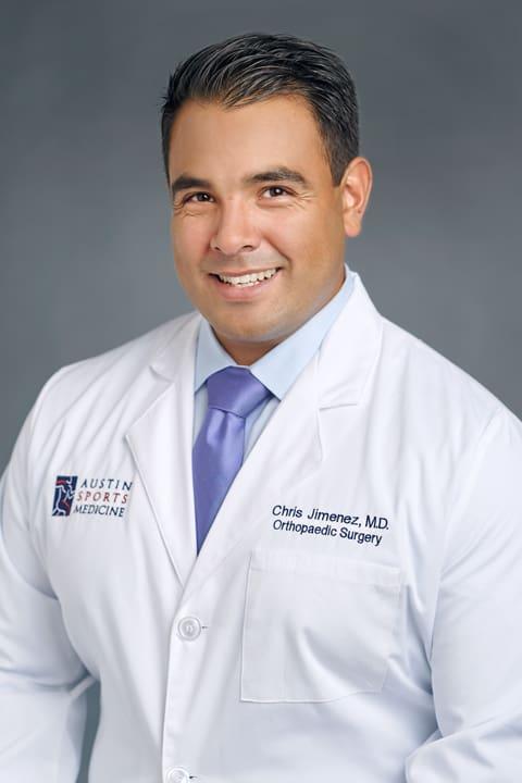 Dr. Christopher L Jimenez MD