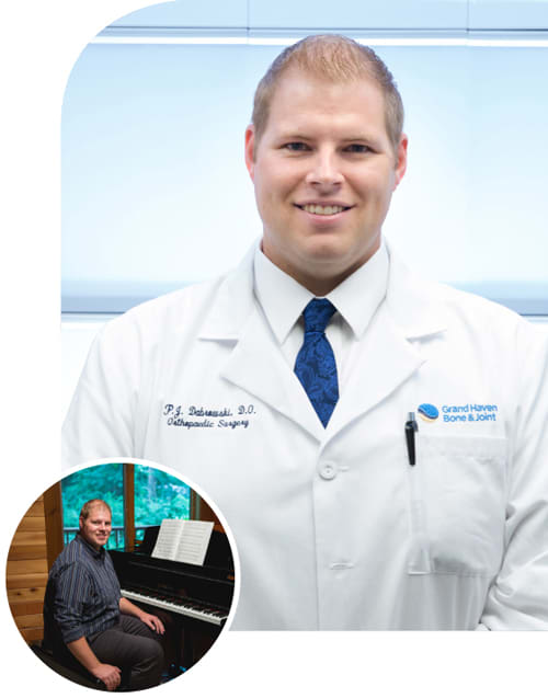 Dr. Phillip J Dabrowski DO