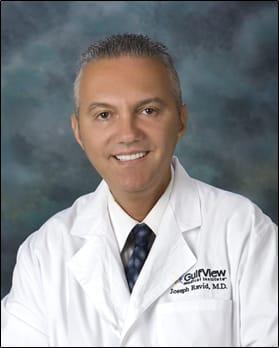 Dr. Joseph Ravid MD