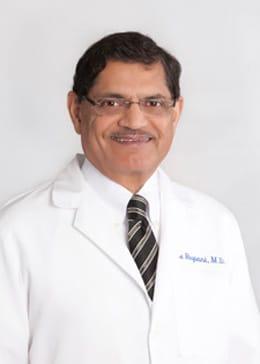 Dr. Mahendra K Rupani MD