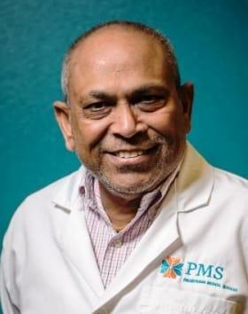 Ramanathan K Illango, MD Family Medicine