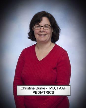 Dr. Christine A Burke MD