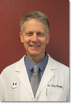 Dr. Anthony E Albregts MD