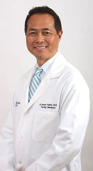 Suping J Hsieh, MD Family Medicine