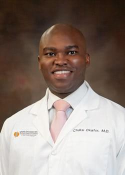 Dr. Chukwuka C Okafor MD