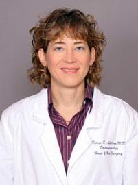 Karen K Ahlstrom, MD Otolaryngology