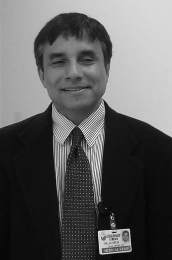 Emad U Ahmed, MD Internal Medicine