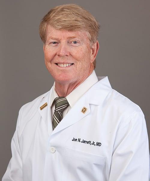 Dr. Joe N Jarrett MD