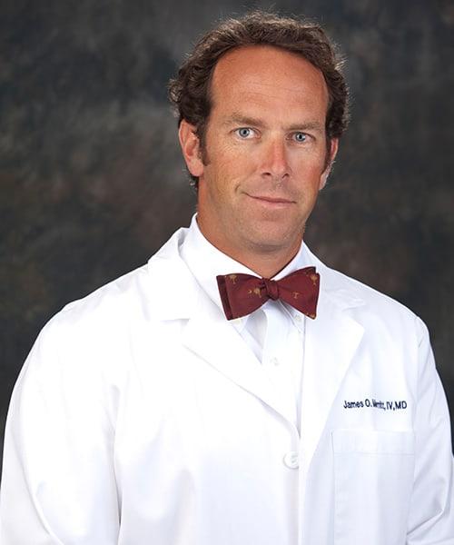Dr. James O Merritt MD