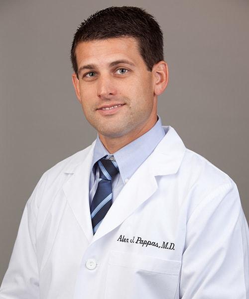Dr. Alexander J Pappas MD