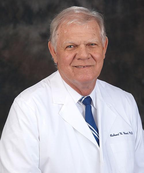 Dr. Richard W Ward MD