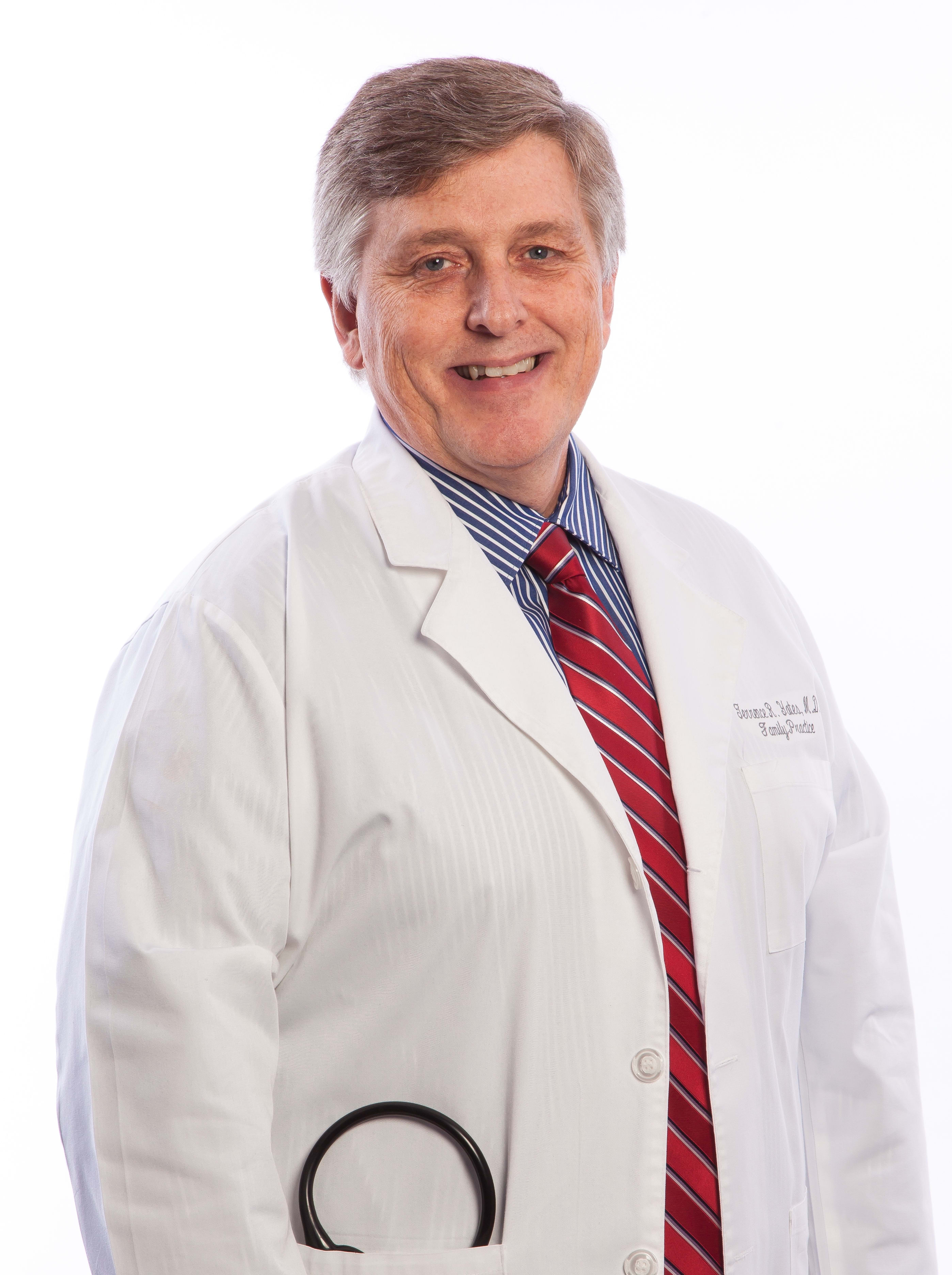 Dr. Terrence R Yates MD