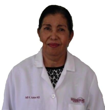 Dr. Surjit K Kahlon MD