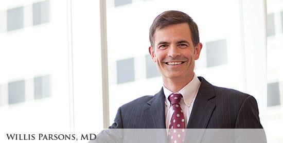 Dr. Willis G Parsons MD