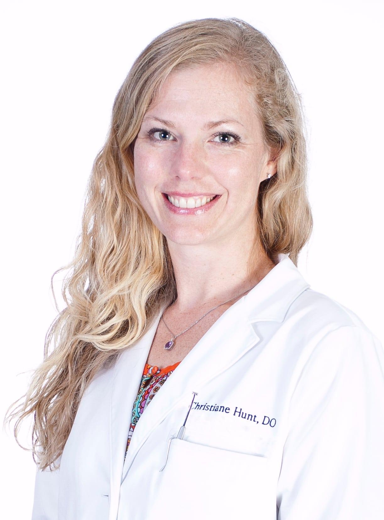 Dr. Christiane K Hunt DO