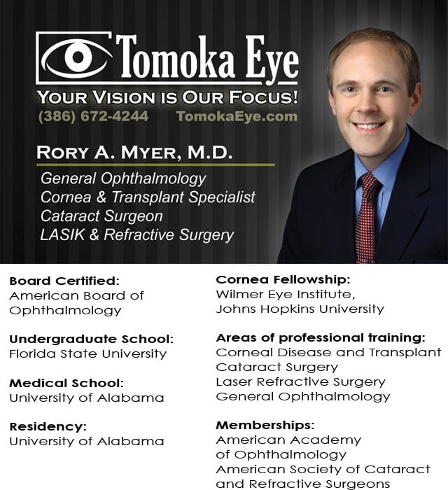 Dr. Rory A Myer MD