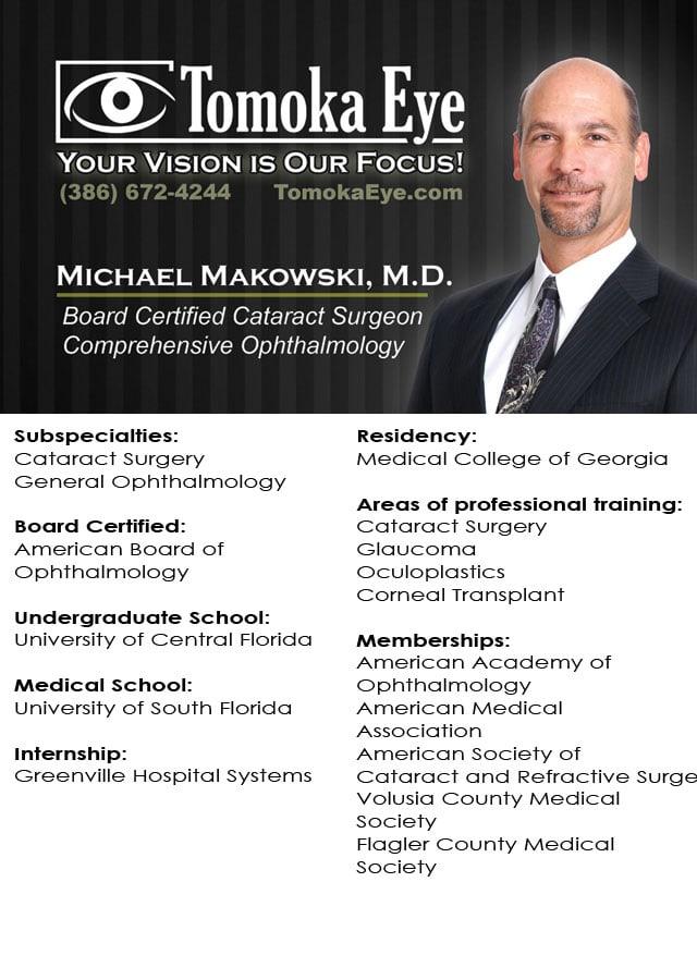 Dr. Michael K Makowski MD