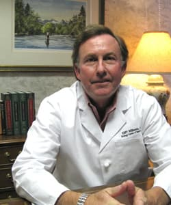 Dr. Clifton L Williams MD