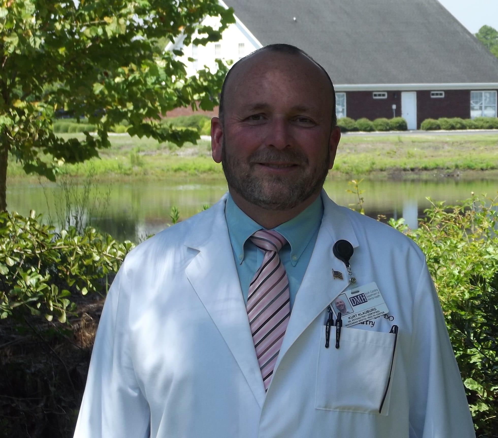 Dr. Kurt Klauburg DO