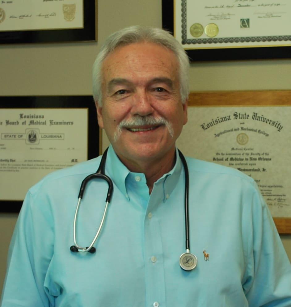Dr. Leo R Westmoreland Jr MD