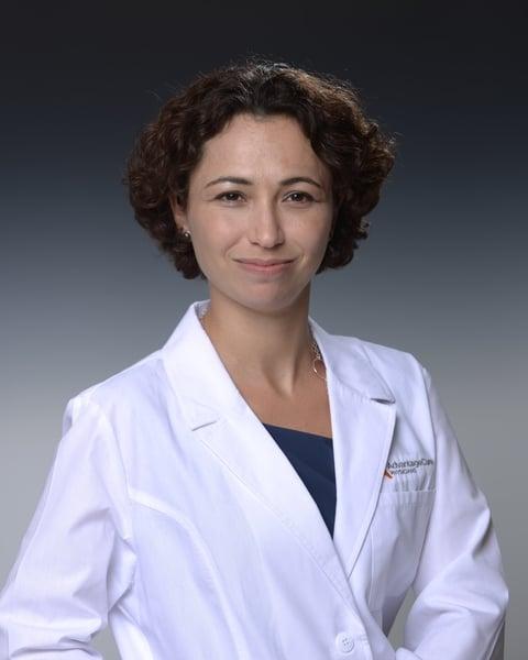 Dr. Yevgeniya Dynkevich MD