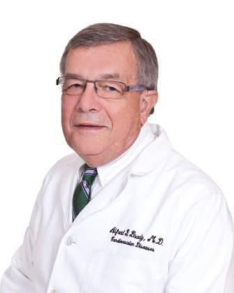 Dr. Alfred B Brady MD