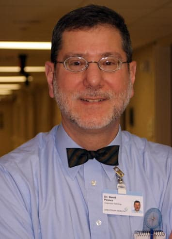 Dr. David R Pennes MD